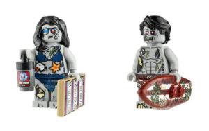 custom lego zombies