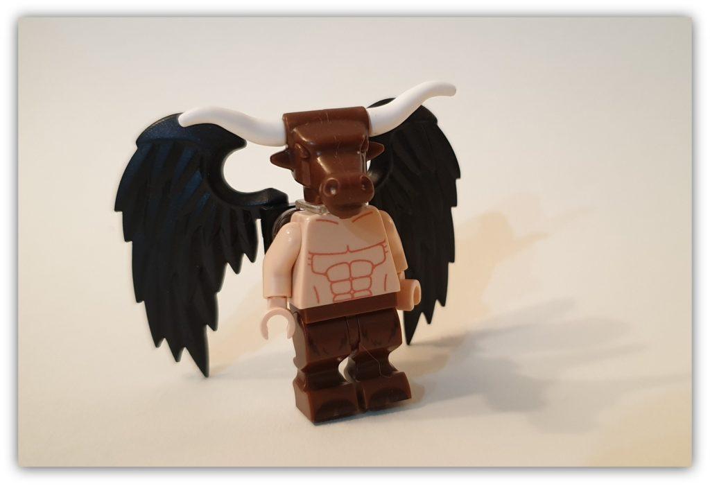 collecting lego figures: custom figures