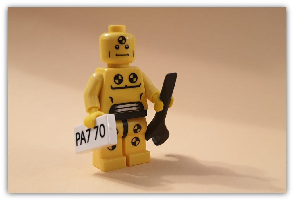 collecting lego figures: CMF series
