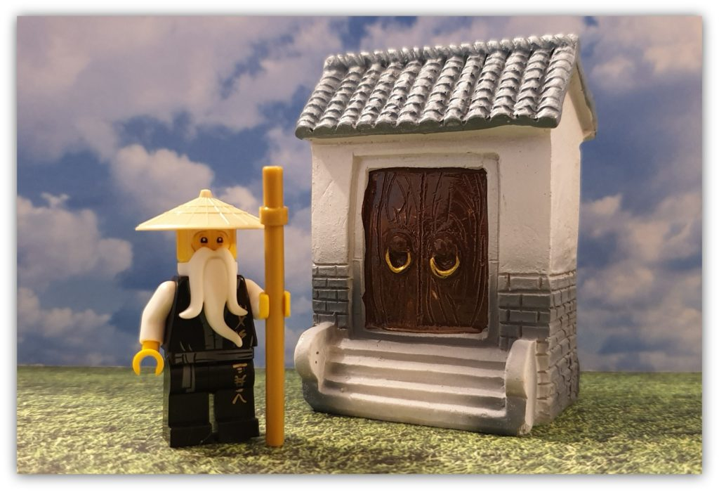 diversity in LEGO: eastern cultures