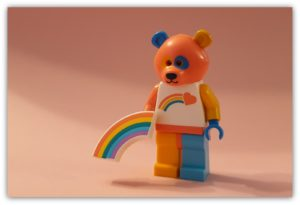 Able-ism and Diversity in LEGO