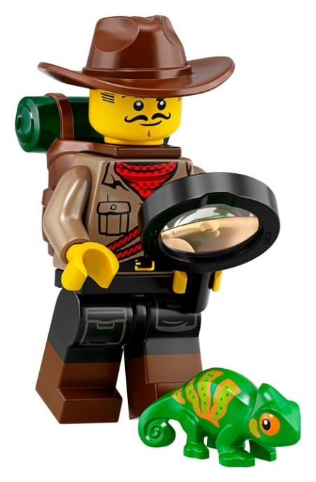 New Johnny Thunder aka Jungle Explorer