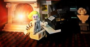 monstrous minifigures beetlejuice