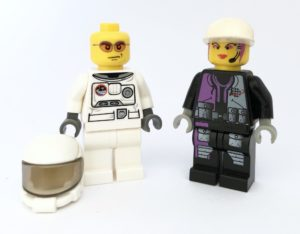 minifigure faces with accessories