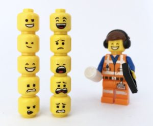 LEGO Faces: What do they tell us?