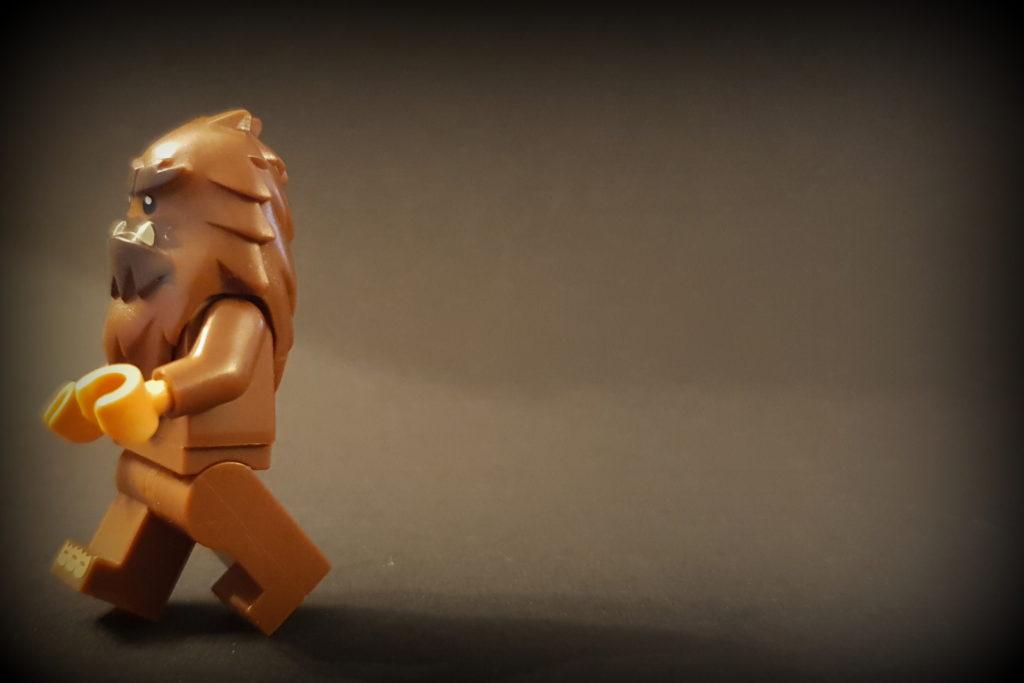 lego creatures: squarefoot