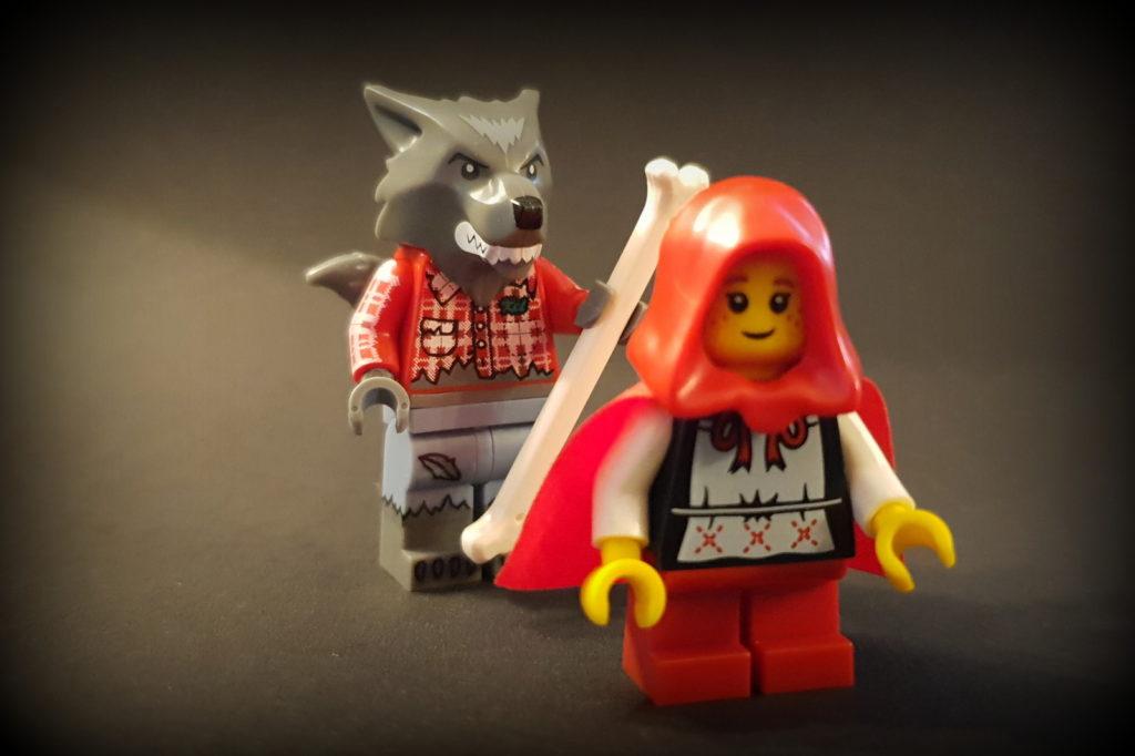 lego creatures: werewolf