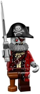 lego monsters cmf zombie pirate