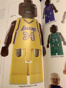 lego NBA players