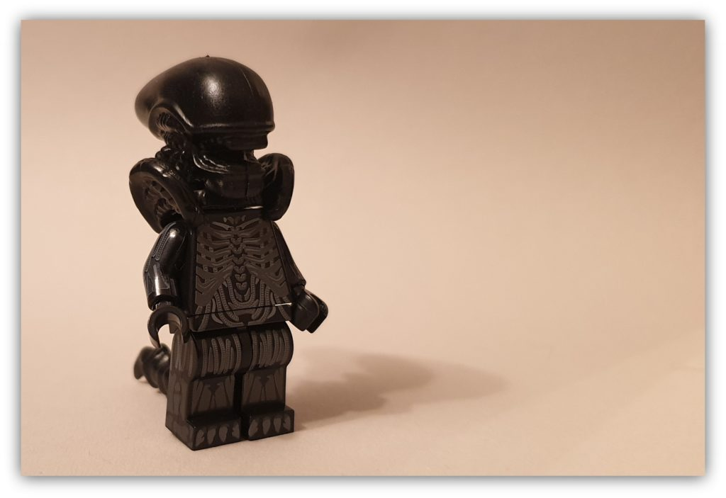 LEGO Science Fiction Minifigures xenomorph