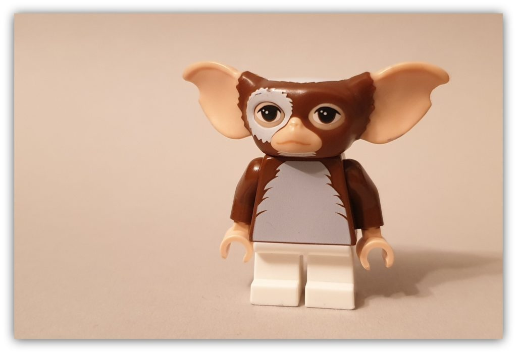 LEGO Science Fiction Minifigures gizmo from gremlins