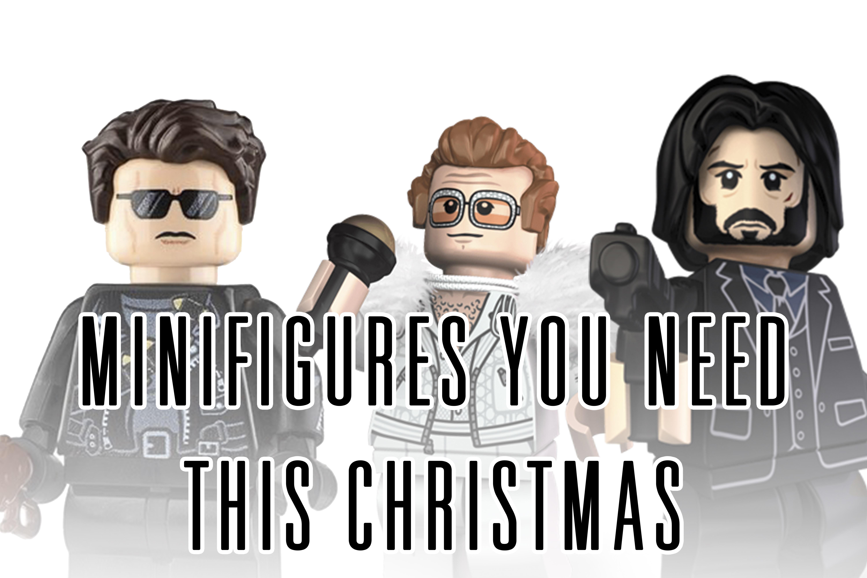 Minifigures.com - Header Image
