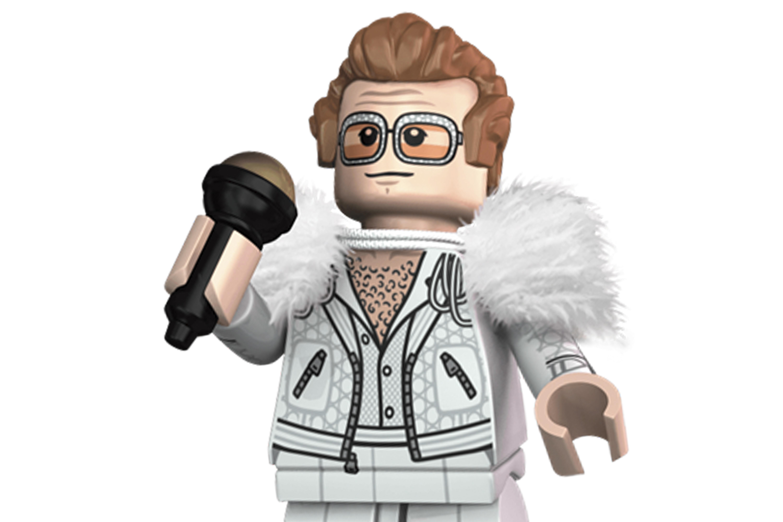 Minifigures.com - The Rocketman