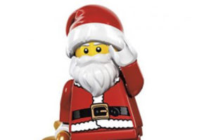 LEGO Christmas – A Minifigure Love Affair