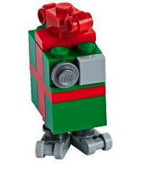 LEGO Star Wars advent calendar gonk droid