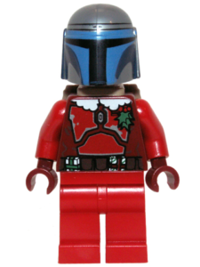 LEGO Star Wars Advent Calendar Minifigures