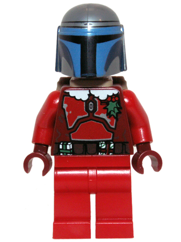 star wars advent calendar jango fett