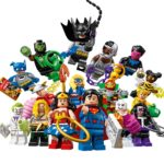 LEGO DC Super Heroes CMF Series at First Glance