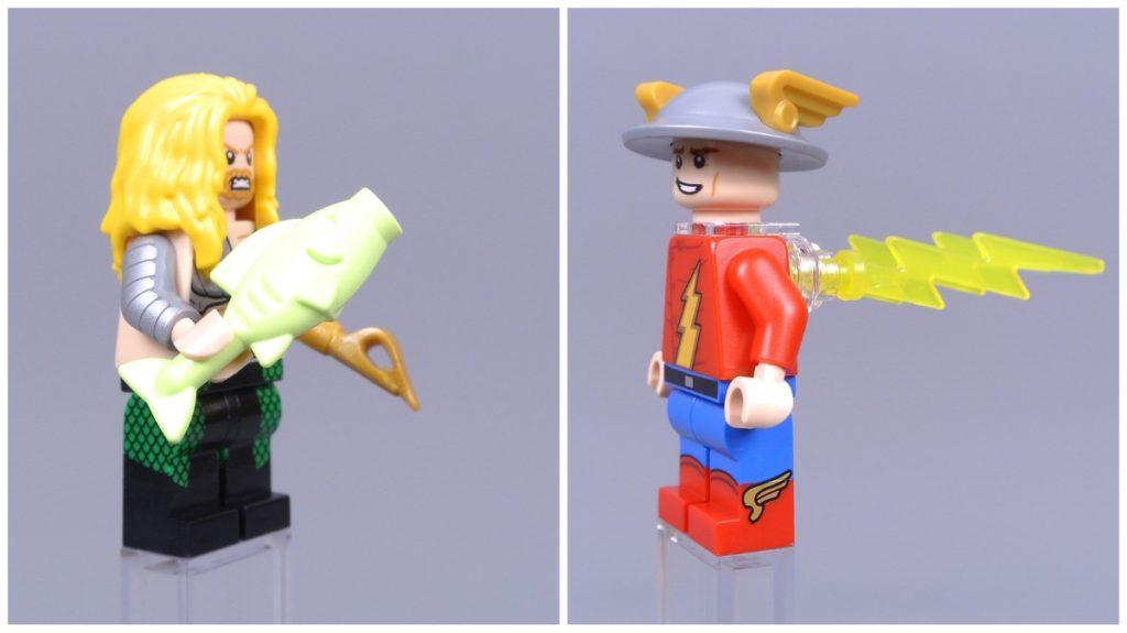 lego dc cmf aquaman and flash
