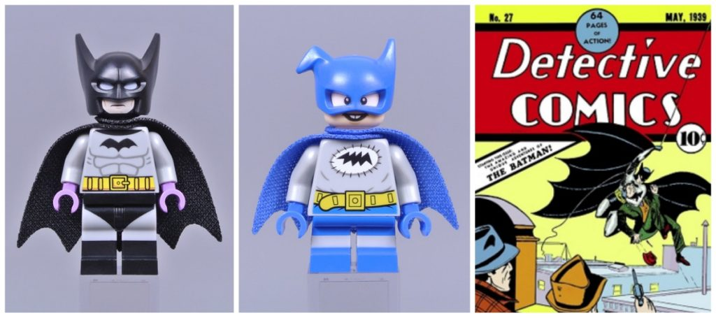lego dc cmf batman and batmite