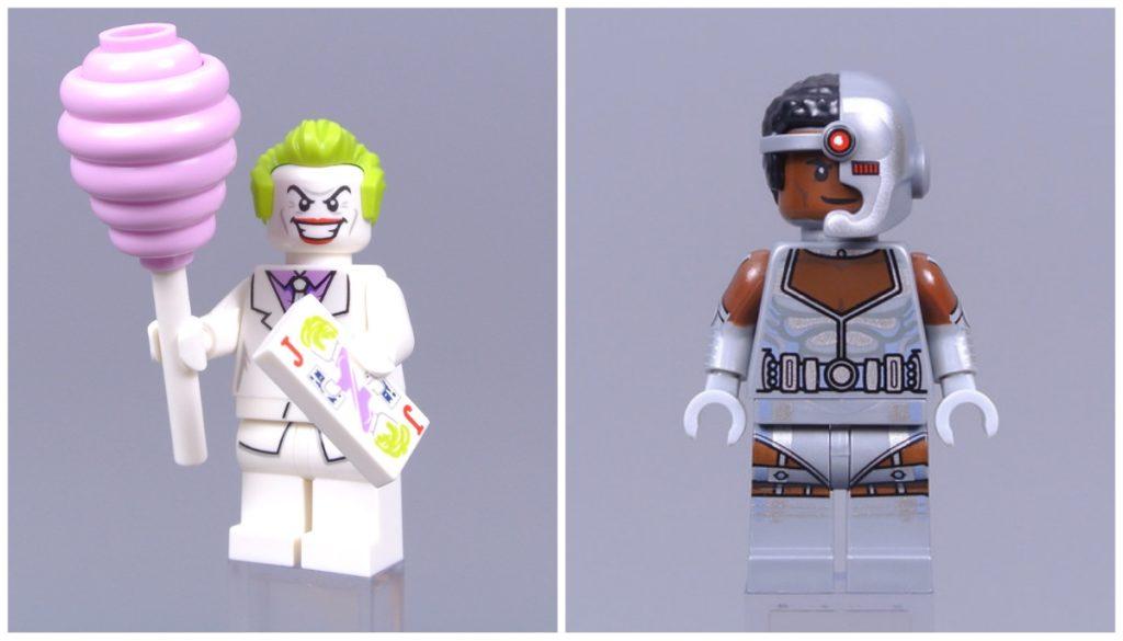 lego dc cmf joker and cyborg