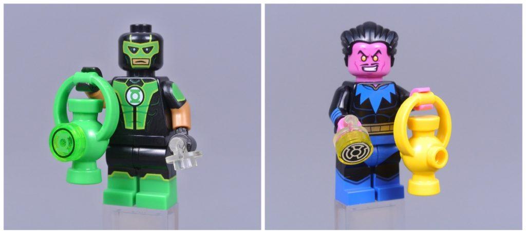 lego dc cmf green lantern and sinestro