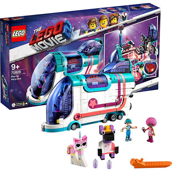 world of lego minifigures: the lego movie 2 set