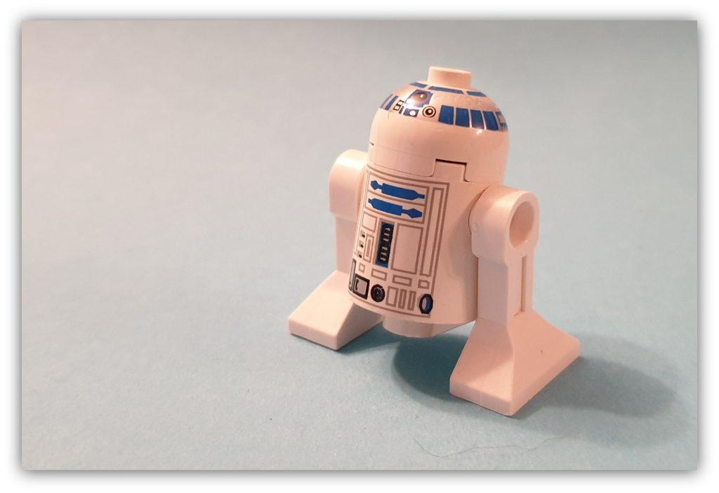 legless minifigures r2d2