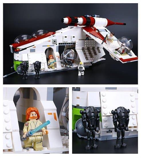 Lepin LEGO LAAT Set