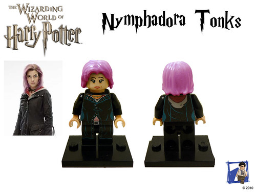 harry potter cmf series 2 tonks
