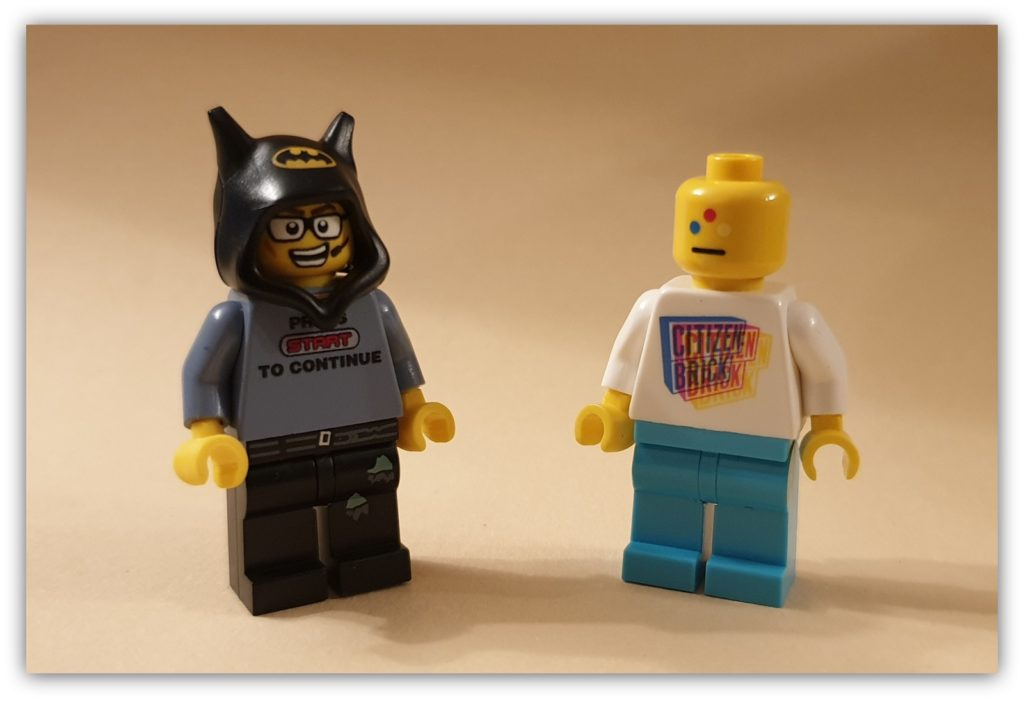 lego minifigure collection custom figures