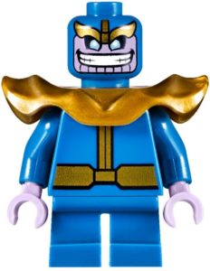 Which LEGO Thanos is the best: mighty micros