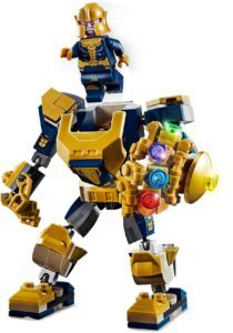 Which LEGO Thanos is the best: thanos mech