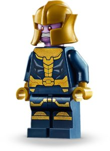 Which LEGO Thanos is the best: minifigure