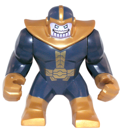 Which LEGO Thanos is the best: first bigfig