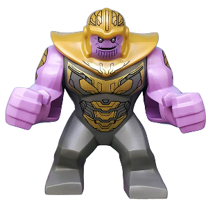 Which LEGO Thanos is the best: endgame bigfig