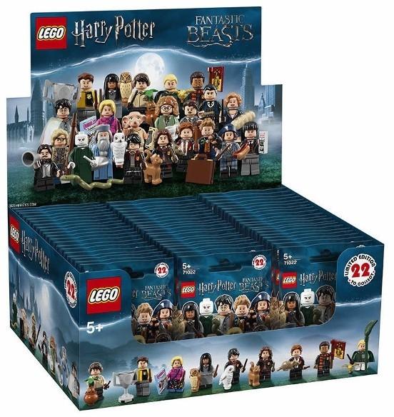 lego harry potter cmf box image
