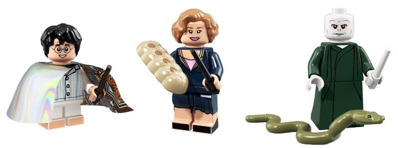 lego harry potter cmf missing figures