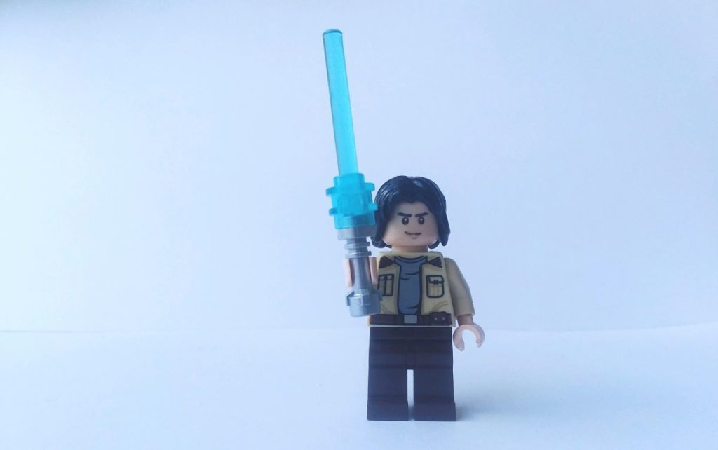 custom lego star wars ezra