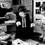 Studs Clutchmore – LEGO Minifigure Film Noir Detective
