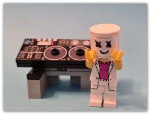 lego music mascots