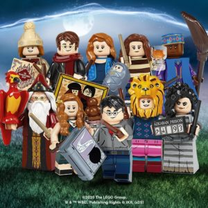 harry potter cmf series 2