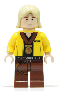 star wars lego minifigures luke skywalker celebration