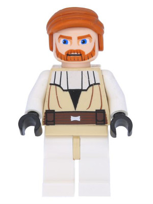 star wars lego minifigures general kenobi