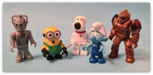 Custom Minifigures: Is it real LEGO?