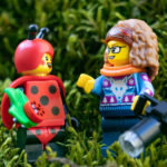 A Toy Photographer's Review of LEGO CMF Series 21