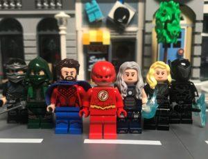 Make Your Own LEGO Arrowverse Minifigures (Part 3)